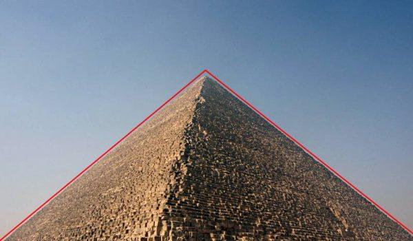 Cheops Pyramide Perfekte Geometrie