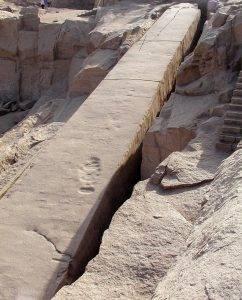 Obelisk von Assuan