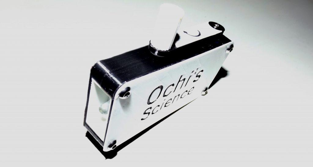 handcrank flashlight diy kurbeltaschenlampe ochi 39 s science. Black Bedroom Furniture Sets. Home Design Ideas