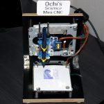 Arduino Mini CNC Plotter aus CD/DVD Laufwerken