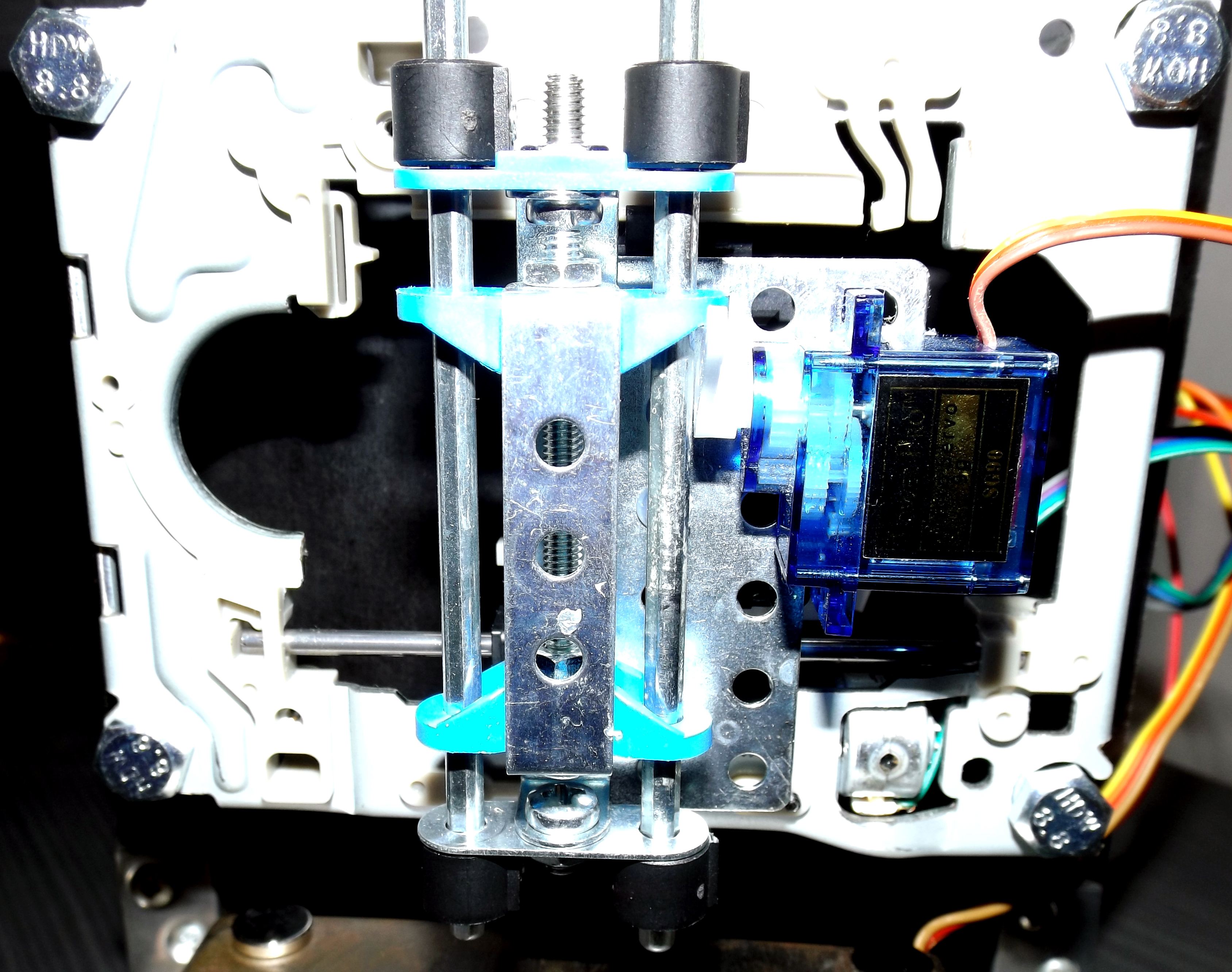 Stifhalter Mini CNC